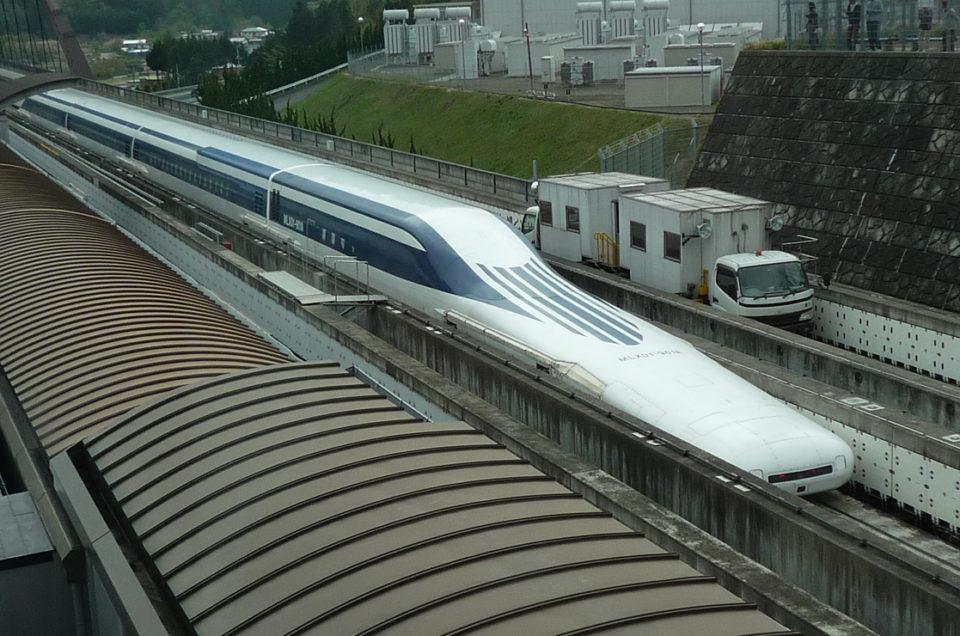 Tren bala – Shinkansen