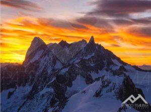 Fotografías de montañas