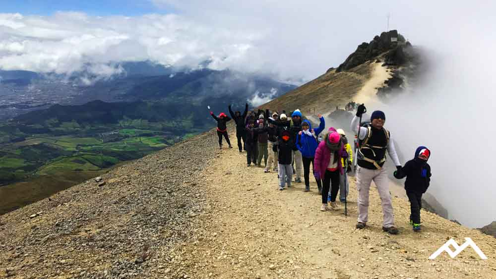 tour al guagua Pichincha