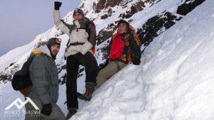 cumbre del illiniza norte