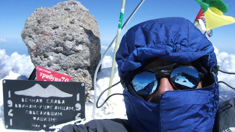 Ascensión al Mt. Elbrus