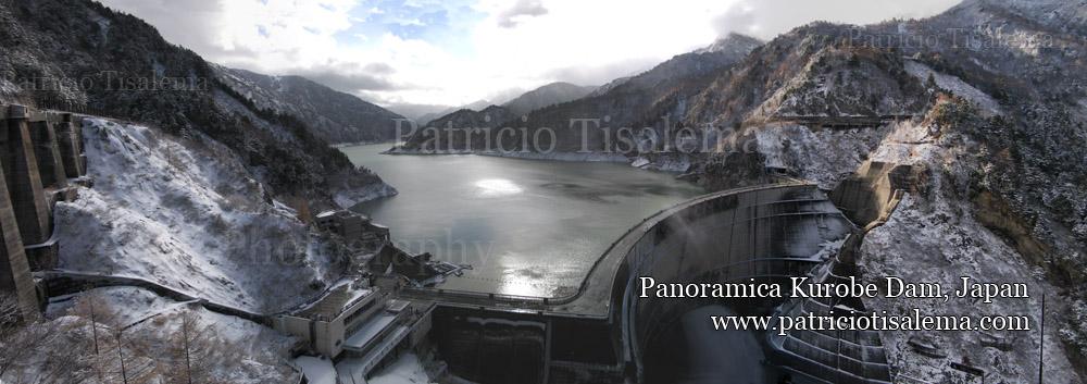 Patricio Tisalema Photography, Kurobe Dam - Japan