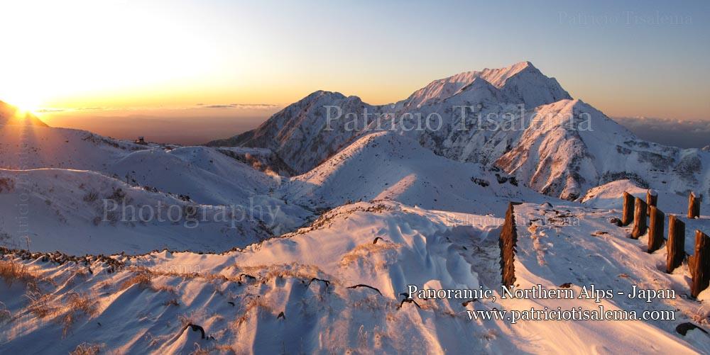 Patricio Tisalema Photography Northern Alps - Japan