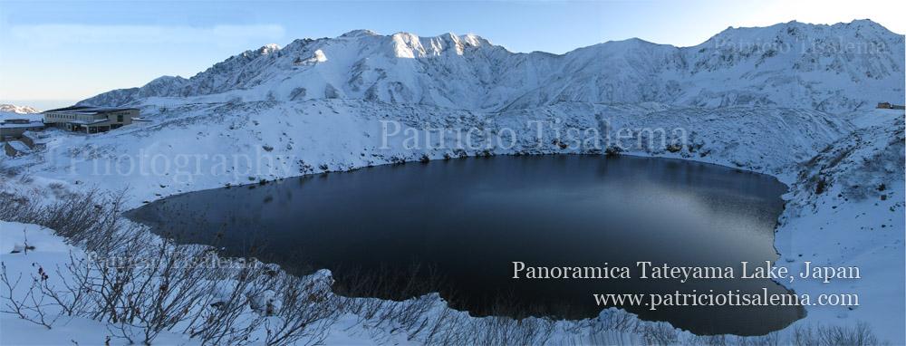 Patricio Tisalema Photography, Tateyama Lake - Japan