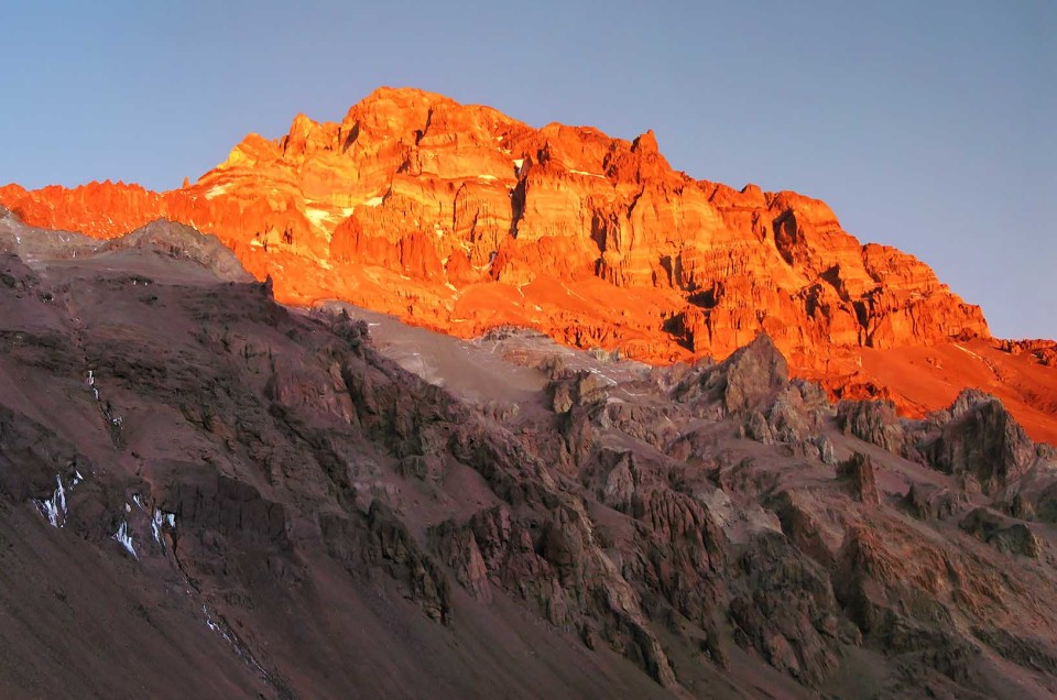 Aconcagua 6.962 m. – January 2017