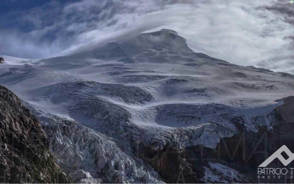 Tour a los glaciares del Cayambe