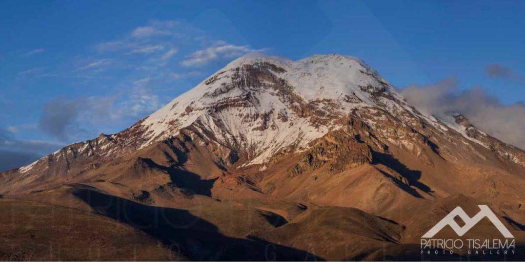 North face of Chimborazo