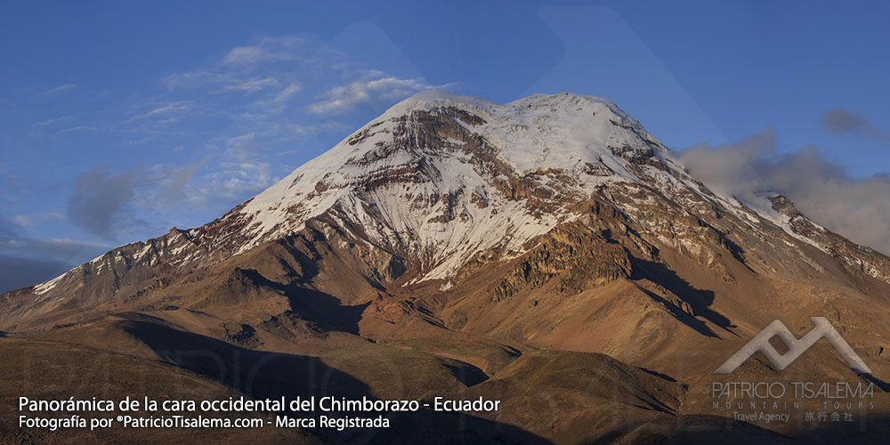 E29 Chimborazo Cara Occidental