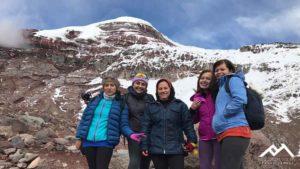 tour al Chimborazo