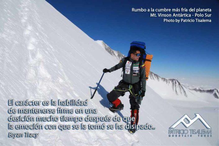 Conferencias de motivación en Ecuador